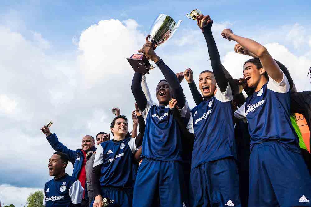 Vainqueur U15